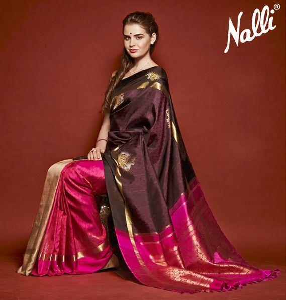 Nalli Silk Sarees