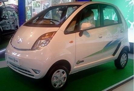Tata Nano eMAX CNG
