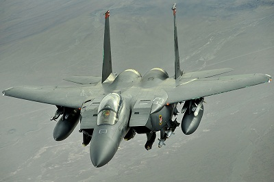 Boeing F 15E Strike Eagle