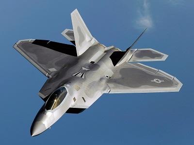 Boeing F22 Raptor