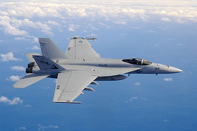 Boeing FA 18 EF Super Hornet