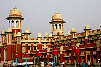 Char Bagh Railway Station, Lucknow