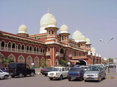 Kanpur Central Station