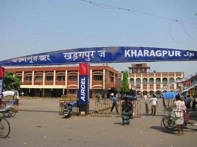 Kharagpur Railway Station