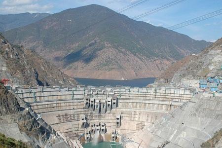 Xiaowan Dam