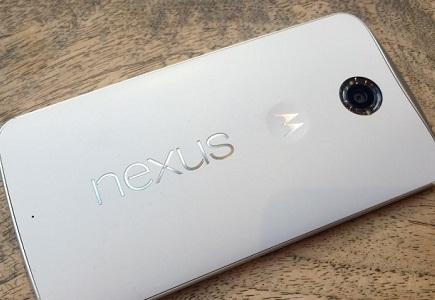 New Nexus 6 2015