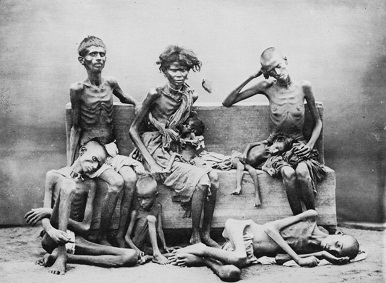 The Great Famine of 1876-1878