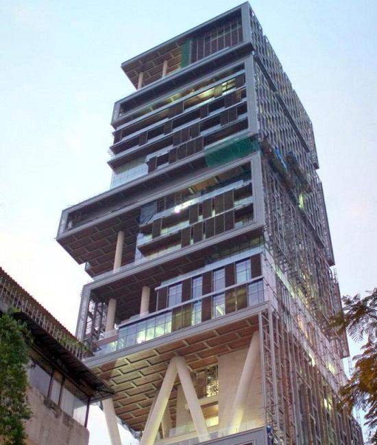Mukesh Ambani Residence