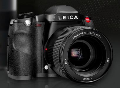 Leica S2-P Camera