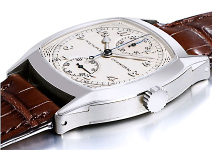 Patek Philippe 1928 Single Button Chronograph Watch