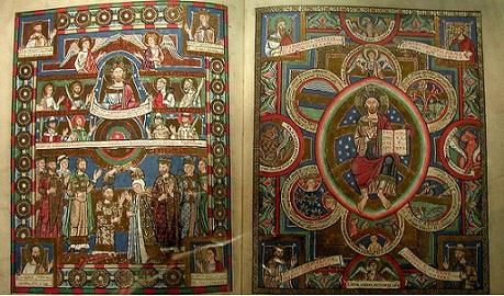 The Gospels of Henry the Lion Order of St Benedict
