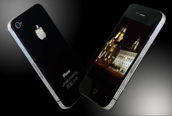 iPhone 4 Rose Diamond Edition