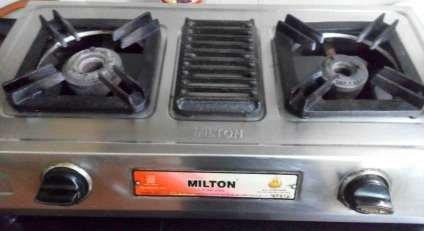 Milton Gas Stove