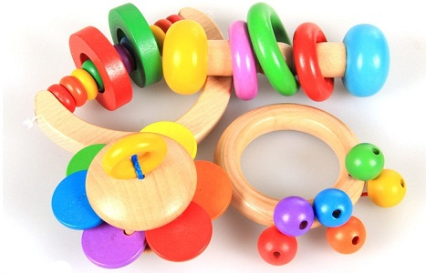 Musical Toys and Rattles
