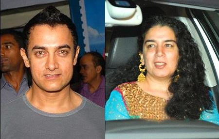 Reena Datta-Aamir Khan