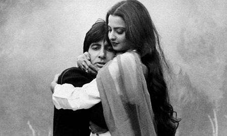 Rekha-Amitabh Bachchan