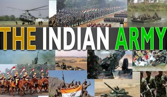 Biggest Indian Army