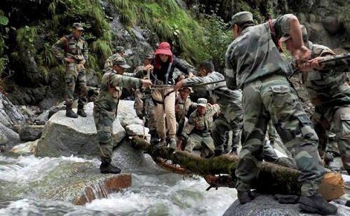 India Army uttarakhand tragedy