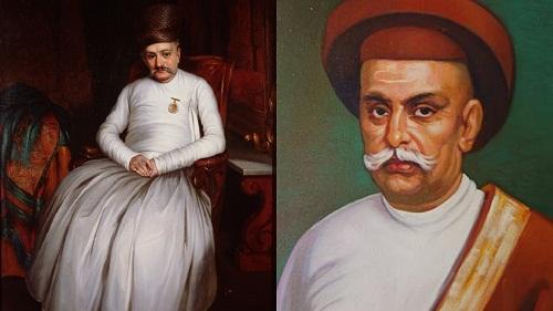 Jamsetjee Jeejeebhoy and Jaganath Shunkerseth