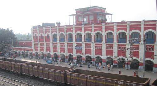 Kharagpur Railway Station