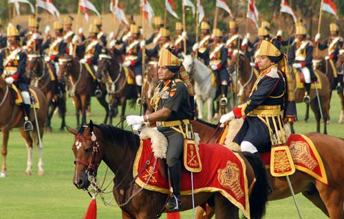 cavalry regiment