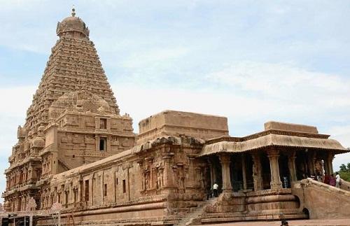 Brihadeswara Temple, Tamil Nadu
