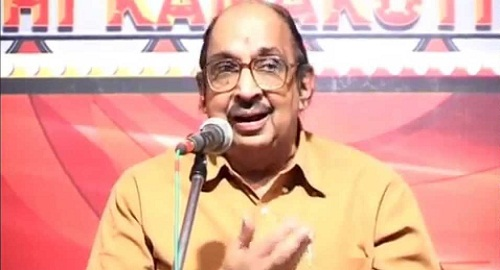 H Ramakrishnan
