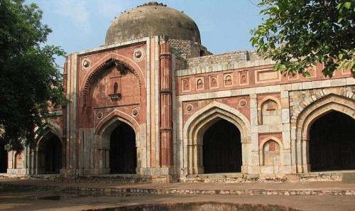 Jamali Kamali Mosque, Delhi
