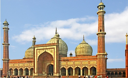 Jamia Masjid, Agra