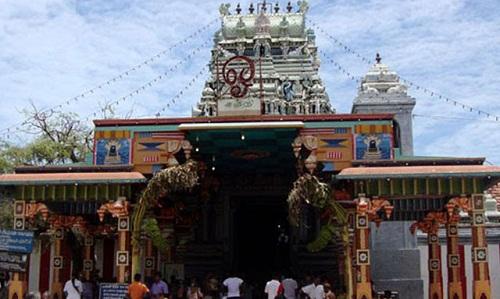 Munneswaram Temple, Munneswaram, Sri Lanka
