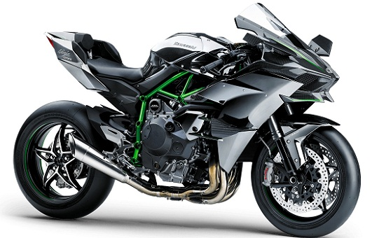 The Kawasaki Ninja H2