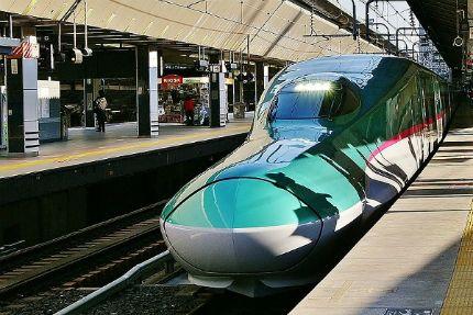 E5 Series Shinkansen Hayabusa