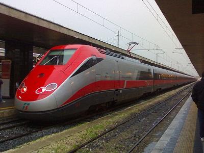 ETR 500 Frecciarossa Train