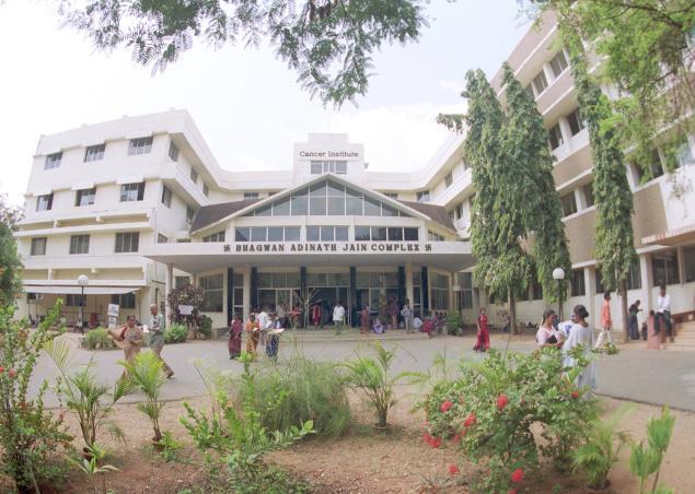 Adyar Cancer Hospital, Chennai