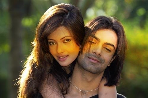 Ashmit Patel and Riya Sen
