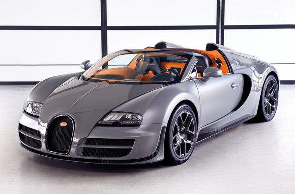 Bugatti Veyron Grand Sports