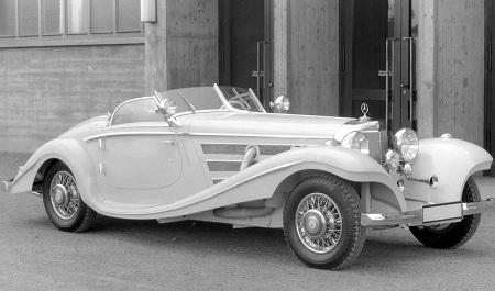 1937 540 K Special