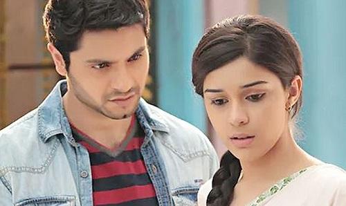 Mishal Raheja and Eisha Singh