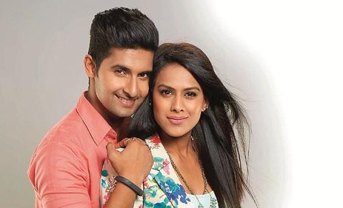 Ravi Dubey and Nia Sharma
