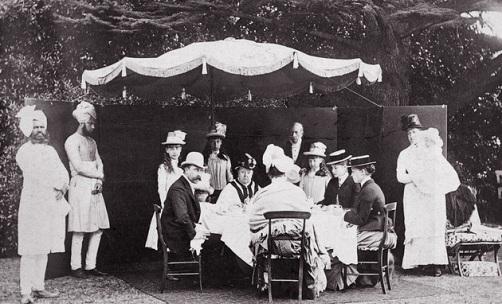 British Rule Over India