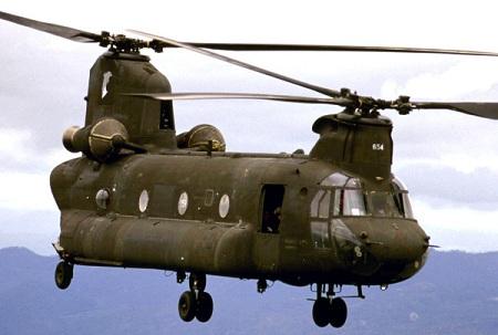 CH 47 Chinook