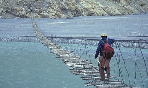 Foot Bridges - Pakistan