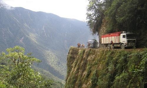 North Yungas Road - Bolivia