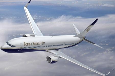 Boeing Business Jet 3