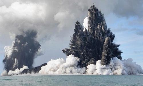 Coast of Tonga