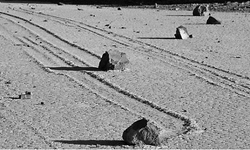 Gliding Stones