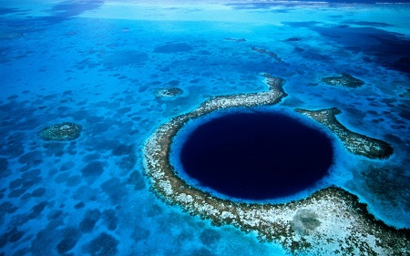 Great Blue Hole n Belize