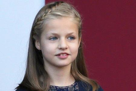 Leonor, Princess of Asturias