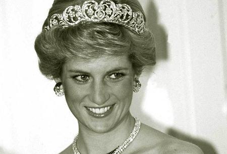Princess Diana of Whales