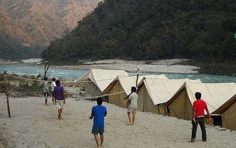 Rishikesh Valley Camp